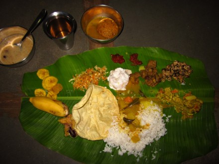 South Indian Feast